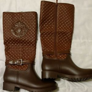 Brown Riding Boots